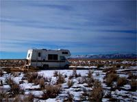 cold weather rv