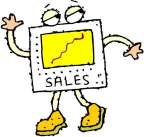 sales up 739