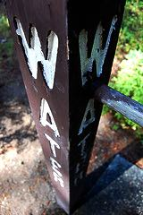 water post