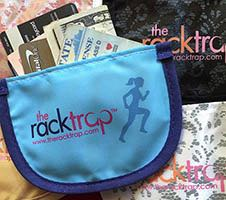 The RackTrap bra pocket