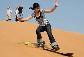 sandboard frv