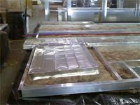 rv floor frame