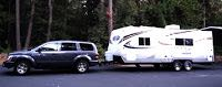 A Timely Warning Trailer Hitch Breaks Apart Rv Travel