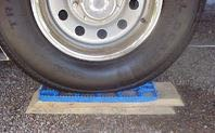 Tire level block Gary B RVT 754