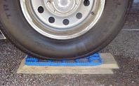 Tire level block Gary B RVT 754