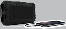 BRAVEN BRV-BLADE outdoor Bluetooth® speakers