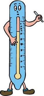 thermometer humor