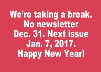 RV Travel Newsletter Issue 774
