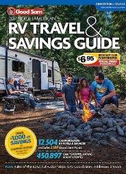 With More Than 12500 Locations Listed Across The USA And Canada Good Sam RV Travel Savings Guide Is Only Print Directory Of Parks