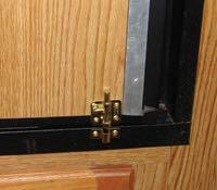 """RV fridge door pop open? Here's a """"quick & dirty"""" fix"""
