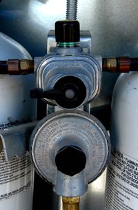 Newbie Tips Understanding Your Propane Regulator Rv Travel