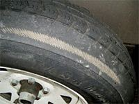 Re-tire with a used tire?
