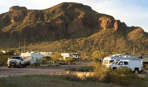 RV Travel Newsletter Issue 780