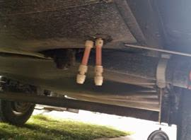 What Are These Tubes For Rv Travel