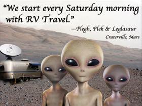 RV Travel Newsletter Issue 789