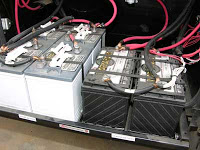 RV batteries go dead, even while plugged into shore power