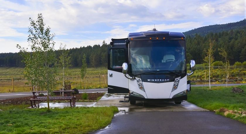 NM RV resort offers package deal on food and wine event