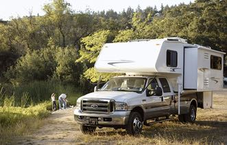 Own a pickup? Want to RV? Get a truck camper