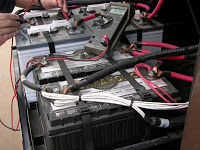 Advantages of AGM batteries in motorhome