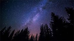 When did you last see the Milky Way?