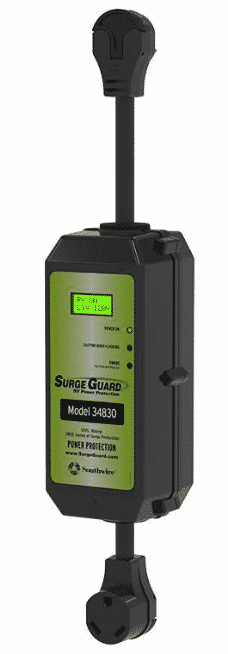 Rv Power Meter : Power pedestal testing including at coe campgrounds