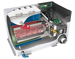 Alde introduces compact hydronic constant water boiler/heater