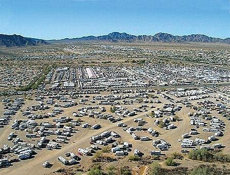 Are boondocking spots becoming as crowded as campgrounds?