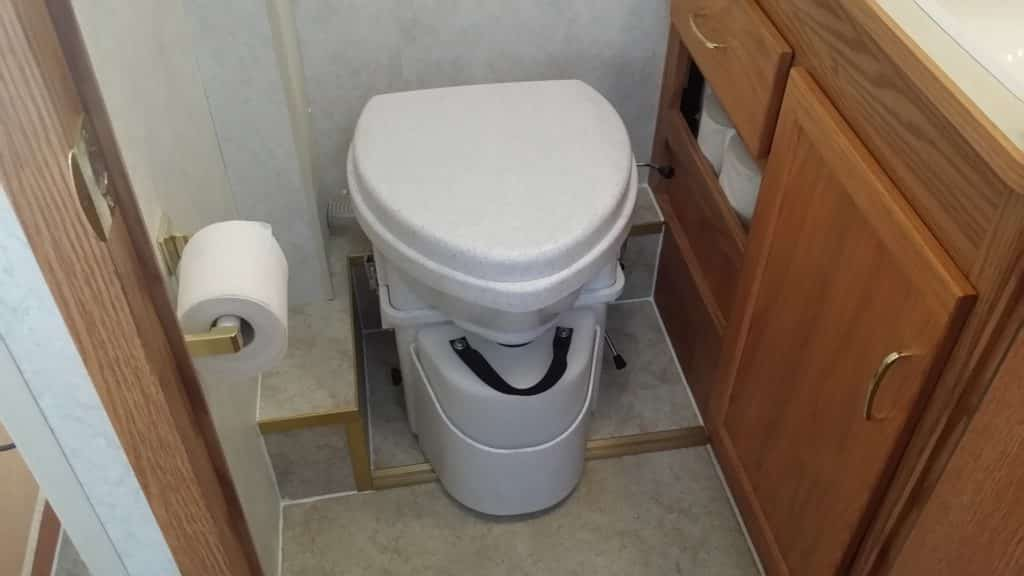 Why would you want a composting toilet? - RV Travel