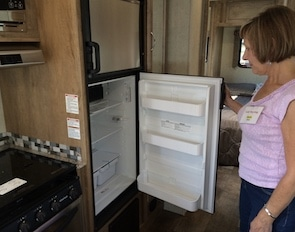 Pros and cons of residential fridges in RVs - RV Travel
