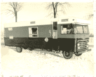 Frank Motor Home