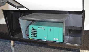 Choosing a generator for a fifth wheel