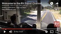 RV Travel, RV, YouTube