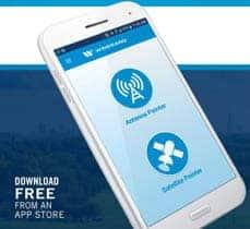 Winegard announces debut of TV signal finder app - RV Travel