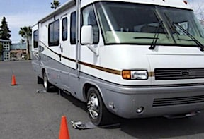 Is your RV overweight? Weigh it and be safe