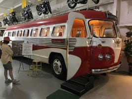Visit one of the only RV museums in America in Amarillo