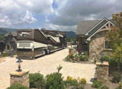 Record price paid for lot in North Carolina luxury RV resort