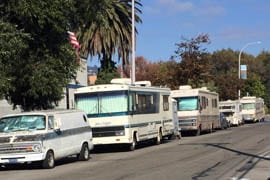 "Can ""permitting"" solve Berkeley's homeless RV dweller problem?"