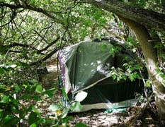 Durango, CO, will no longer issue citations to homeless campers