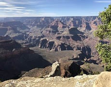 Seasonal shutdown coming Oct. 16 to Grand Canyon NP