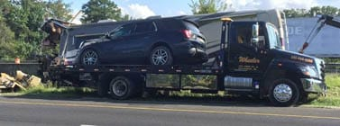 Blown tire causes RV accident in Alabama, two critically injured