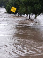 Llano River sweeps away West Texas RV park, at least 4 missing