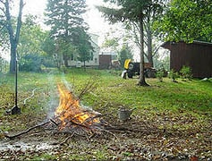 Wildfire warnings from theMaryland Dept. of Natural Resources