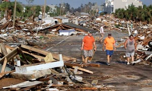 5 dead in Virginia as Hurricane Michael death toll rises to 11