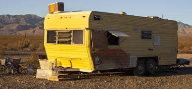 Pahrump evicts homeless RV dwellers after years of occupancy
