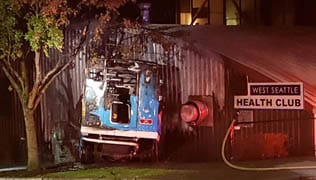 Update: West Seattle Health Club furious with city's handling of crash