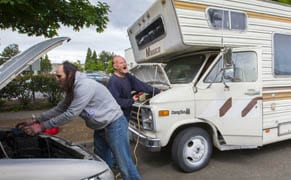 """Seattle's """"RV auction shuffle"""" puts impounded RVs back on streets"""