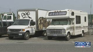 Seattle councilman proposes RV lots for homeless RV dwellers