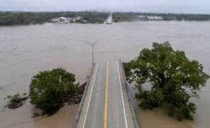 Epic floods wash over Texas, scrambling rescue personnel
