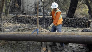 National Weather Service warns of wildfire threats in California