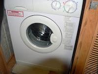 Winterizing an RV washer/dryer